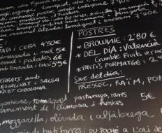 le coq and the burg menu