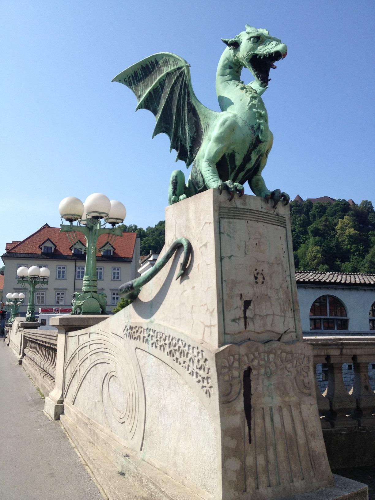 dragons ljubljana