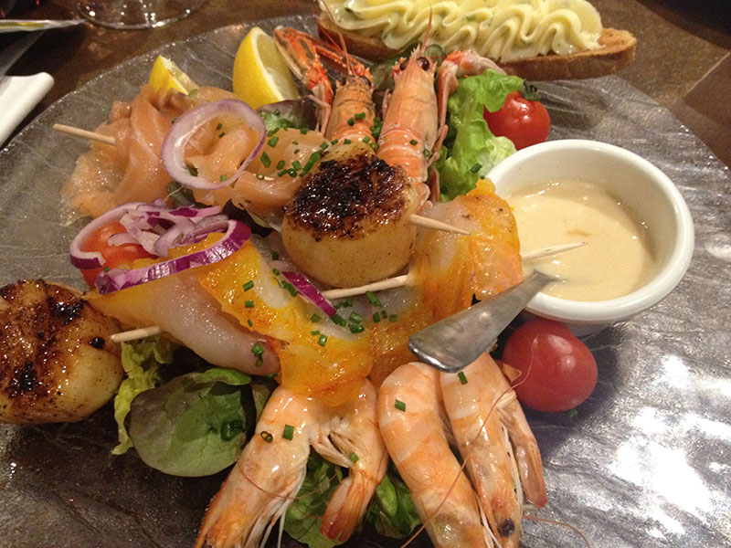 restaurant-l'amiral-rennes-salade