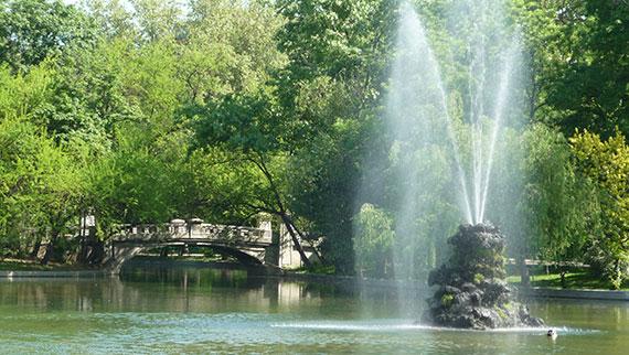 fontaine-bucarest