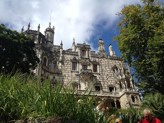 Quinta-da-Regaleira-chateau-entrée