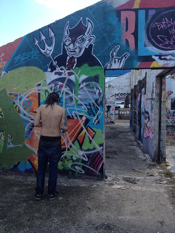 graffeur-gand