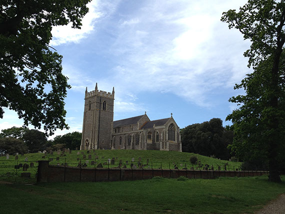 eglise-Holkham