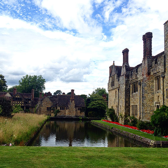 douves-chateau-hever