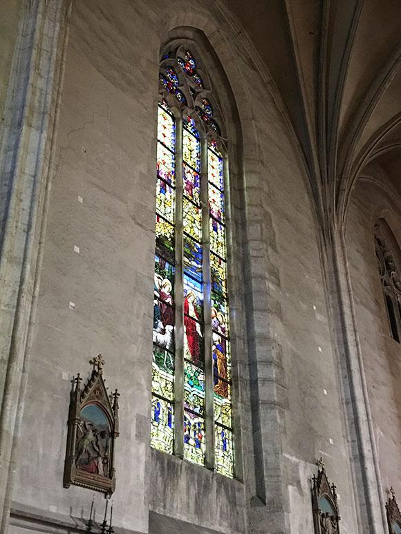 vitraux-eglise-st-michael-cluj