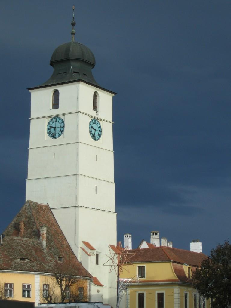 Tour du Conseil - Sibiu