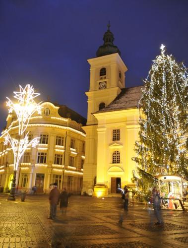 Noël Roumanie