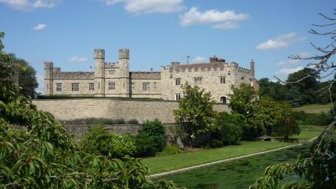 Visiter l'Angleterre - Leeds Castle