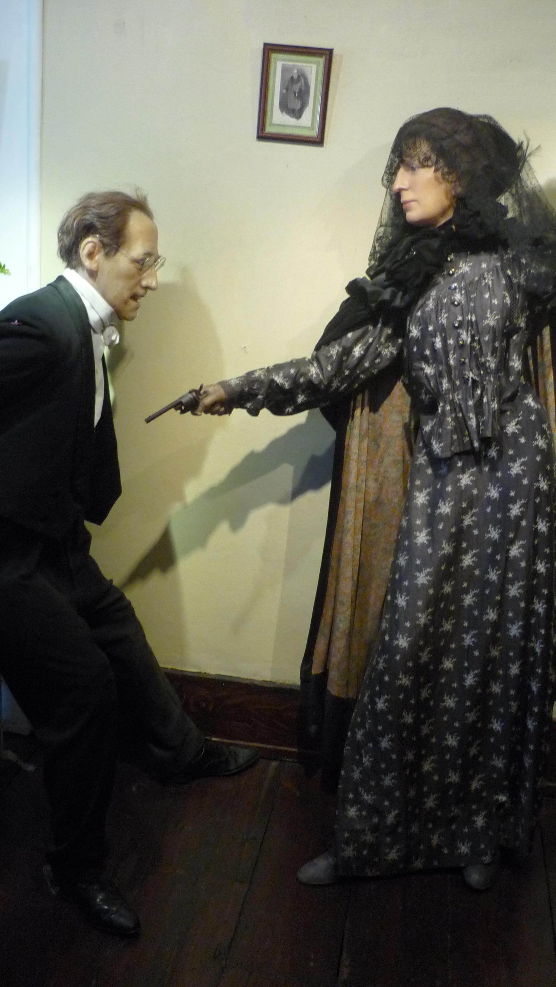 Autre scène extraite de Sherlock Holmes