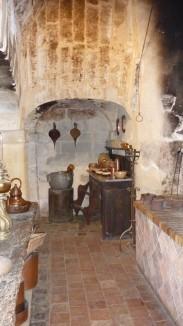 Cuisines médiévales - Château de Brissac