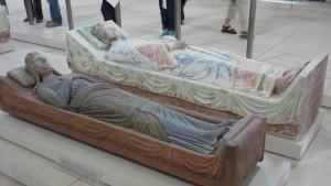 Tombes de la famille Plantagenêt