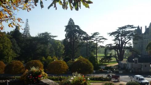 Parc du château de Brissac