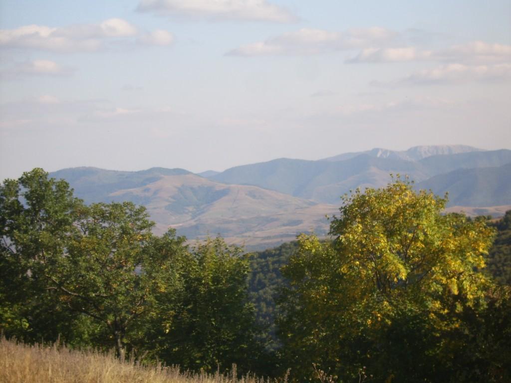 montagne Roumanie