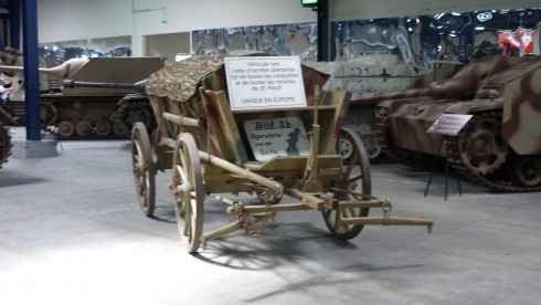 Charette allemande