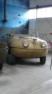 Un autre véhicule original