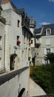 Rues de Saumur