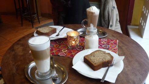 Café Ebel cafés et gâteaux
