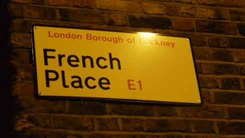 French Place Spitalfields