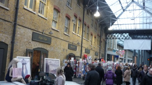 marché de Spitalfields