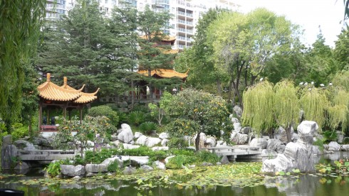 Chinese Garden of Friendshi