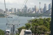 Vue sur Sydney de Taronga Zoo