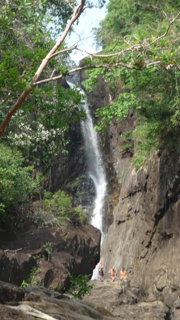 chute d'eau klong plu