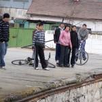 Enfants, Roumanie