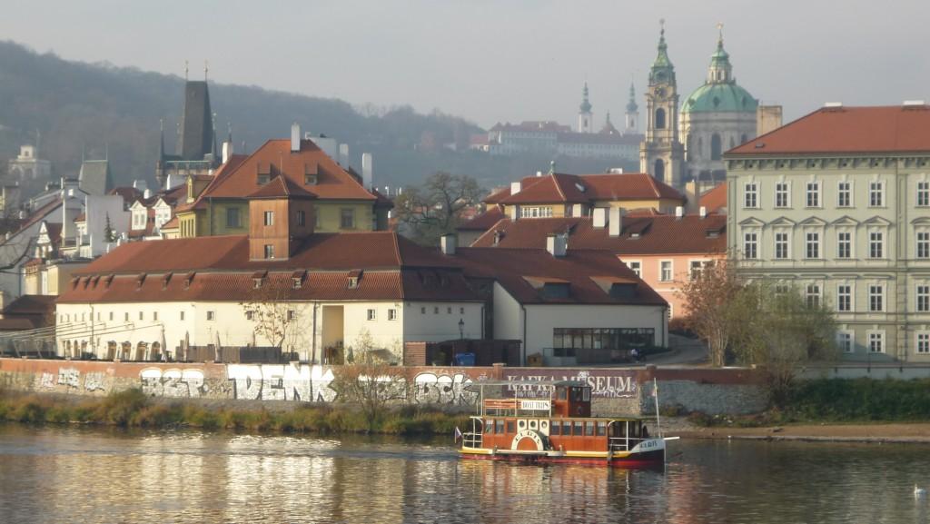 Prague vue de la ville