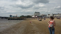 visiter l'Angleterre - southend on sea