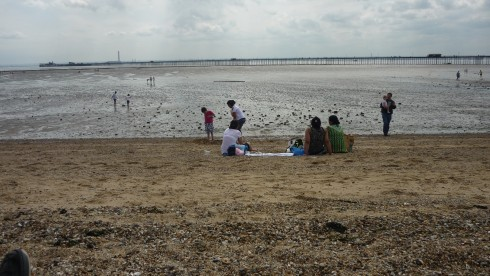 Southend on Sea - plage