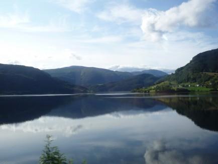 paysages norvège