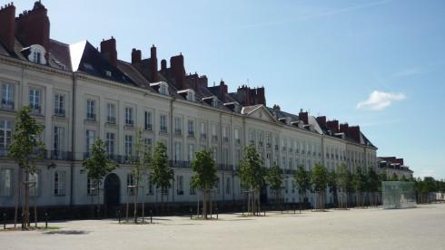 Champ de Mars - visiter Nantes