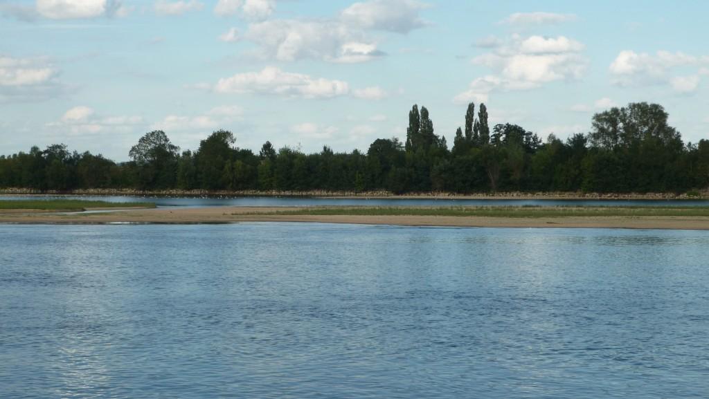 promenade bord de Loire