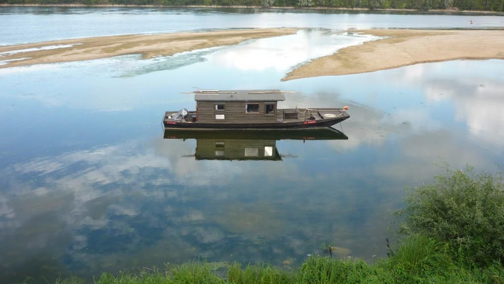 le thoureil bord de Loire