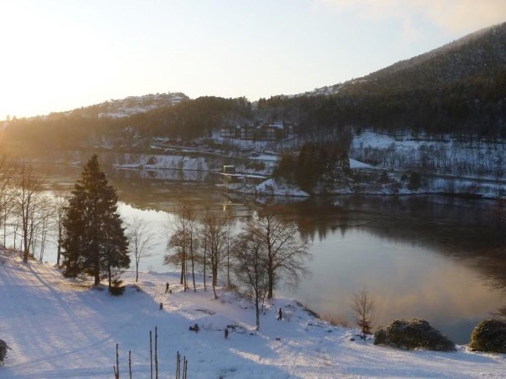 sous la neige erasmus norvège