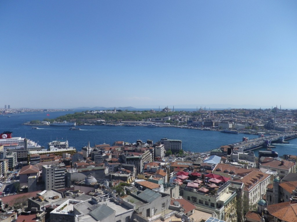 turquie - vieille ville istanbul