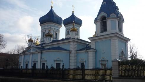 église orthodoxe chisinau
