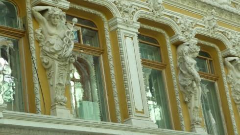 gallerie marchande à Odessa