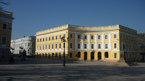 rues d'Odessa