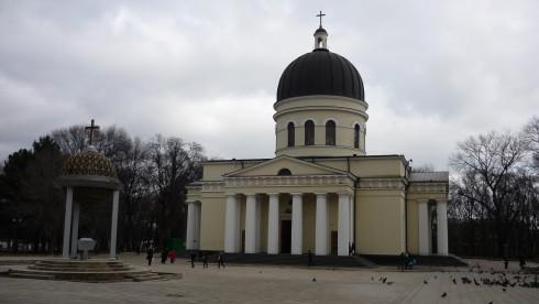 visiter Chisinau - ballade dans les rues