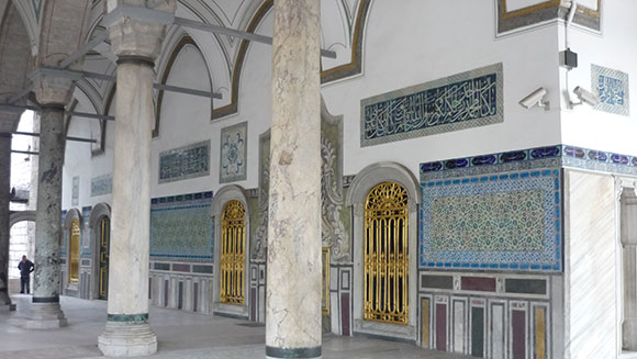 decoration-palais-topkapi