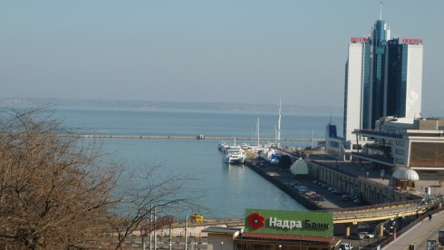 mer noire Odessa