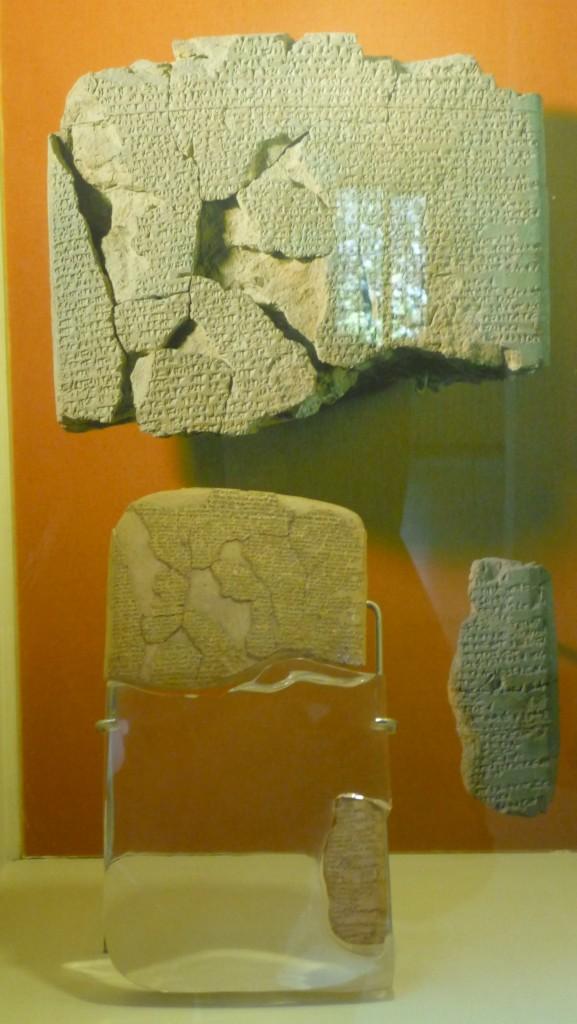 traité de Qadesh musée d'archéologie Istanbul