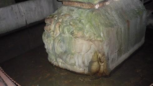 tête de médusa - citerne basilique
