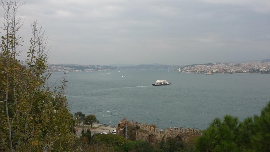 vue du palais topkapi