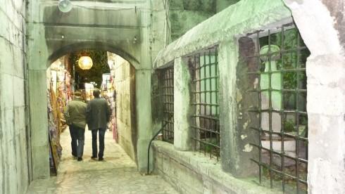 Le Vieux Bazaar d'Istanbul
