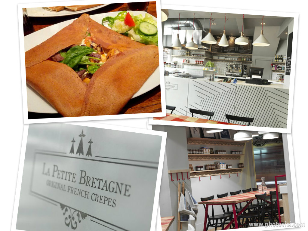 restaurant francais a londres - la petite bretagne