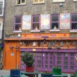 Un quartier insolite à Covent Garden: Neal's Yard