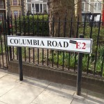 Un dimanche à Londres: Colombia Road