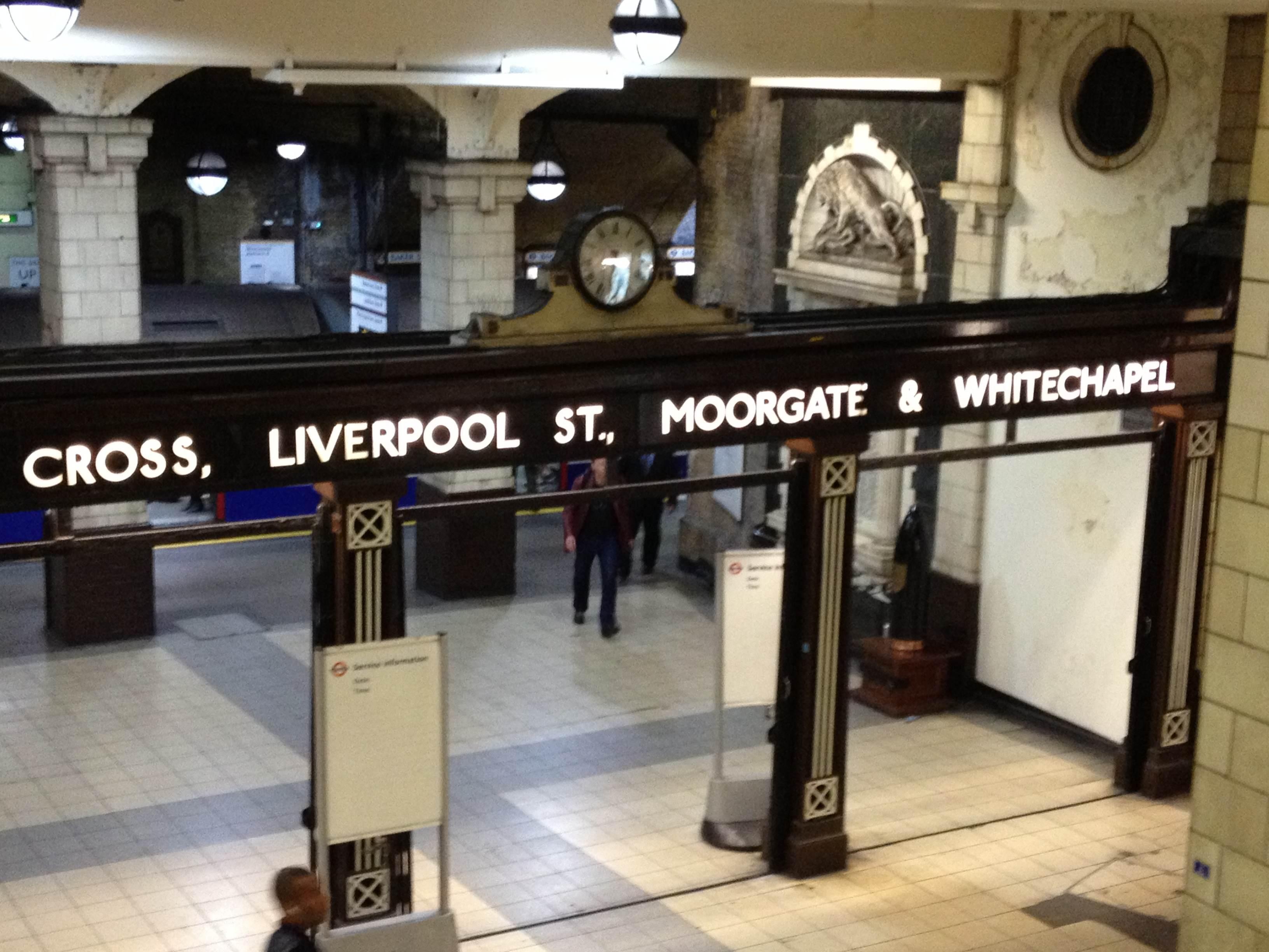 Baker Street Visiter Londres